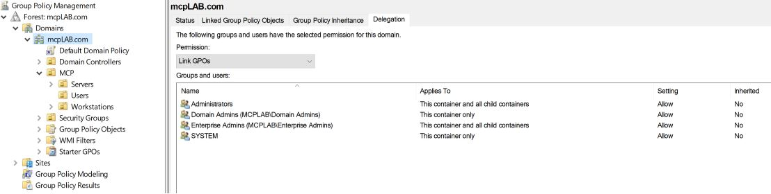 MorganCPatz } | Group Policy Delegations - Quick, Easy